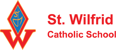 St. Wilfrid Catholic School Logo